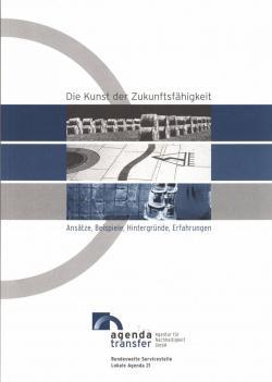 Kunst der Zukunftsfähigkeit Buchcover